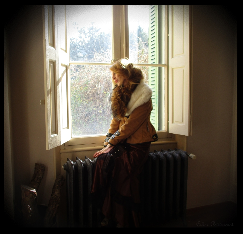 celine petitcuenot - hiver steampunk